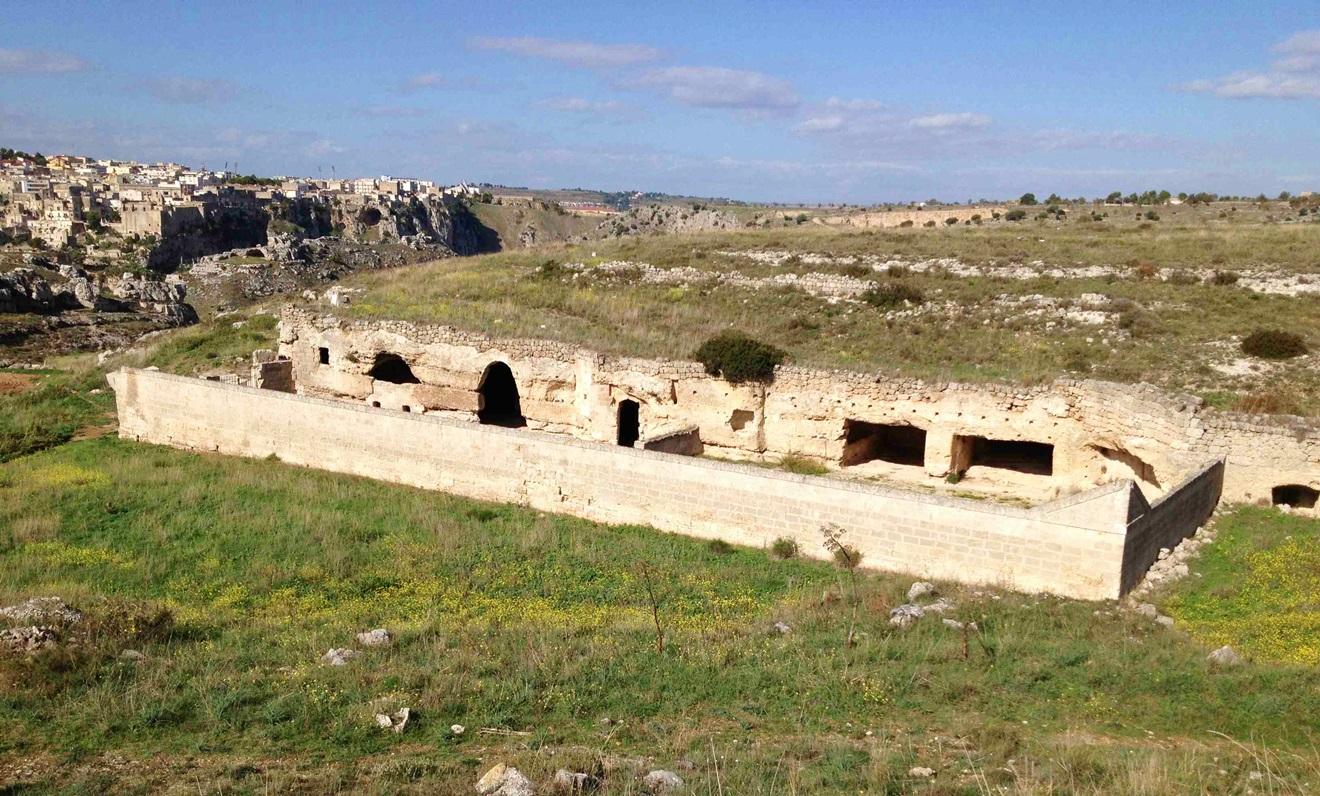insediamenti sulla murgia