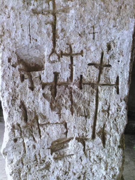 croci graffite