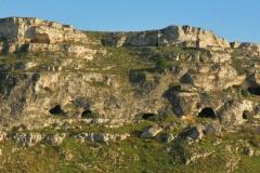le grotte sul parco murgia