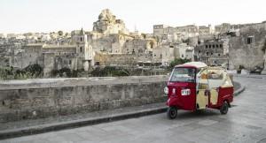 Ape Tour Matera: itinerari nei Sassi