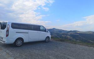 Ape Vito transfer, autoveicolo ncc per Basilicata e Puglia
