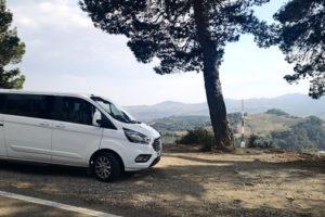 Ape Vito tour and transfer Basilicata e Puglia